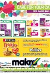 Find Specials || Makro Pet Care Catalogue