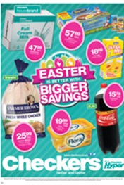 Find Specials || Checkers Easter Specials - KwaZulu-Natal