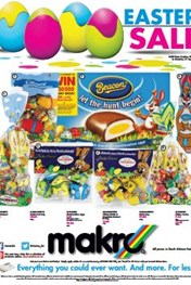 Find Specials || Makro Easter Confectionery Specials