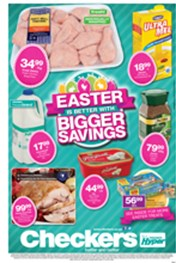 Find Specials || Checkers Easter Specials - Limpopo
