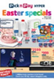 Find Specials || Pick n Pay Hyper Easter Specials