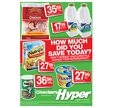 Checkers Hyper Specials Gauteng May 5 2014 8 00am May 18 2014 Find Specials