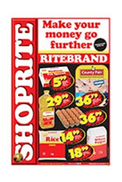 Find Specials || Shoprite Ritebrand Specials - Eastern Cape