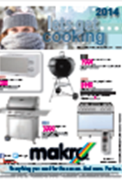 Makro Cooking Appliances Catalogue May 18 2014 8 00am