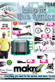 Find Specials || Makro Sports Catalogue