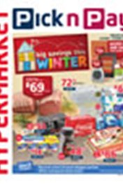 Find Specials || Pick n Pay Big Savings This Winter Specials