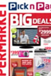 Find Specials || Pick n Pay Big Deals Specials