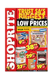 Find Specials || Shoprite Trust SA's Biggest For Low Prices - North West