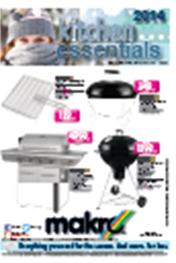 Find Specials || Makro Cooking Appliances Catalogue Specials