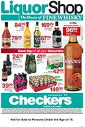 Find Specials || Checkers LiquorShop Specials