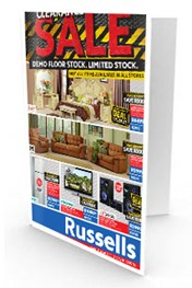 Find Specials || Russells Weekly Furniture Specials