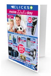 Find Specials || Clicks Father's Day Specials