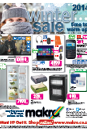 Find Specials || Makro Weekly Winter Sale