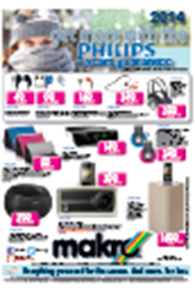 Find Specials || Makro Philips Catalogue