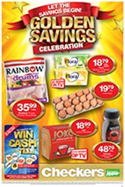 Find Specials || Checkers Golden Savings specials North West