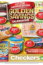 Find Specials || Checkers Golden Saving specials - Western Cape