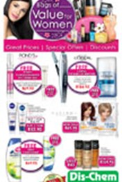 Find Specials || Dischem Value for Women