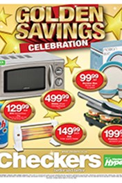 Find Specials || Checkers Golden Savings Specials - Free State