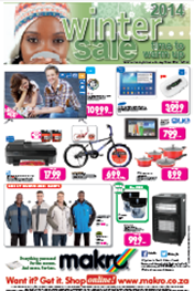 Find Specials || Makro General Merchandise Catalogue Specials
