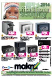 Find Specials || Makro Office & Home Security