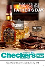 Find Specials || Checkers Father's Day Specials - Limpopo