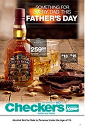 Find Specials || Checkers Father's Day Specials - KwaZulu-Natal