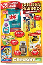 Find Specials || Checkers Golden Savings Specials - North West