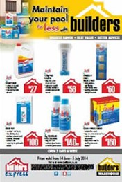 Find Specials || Builders Warehouse Do It Yourself Guides