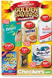 Find Specials || Checkers Golden Savings Specials - Gauteng