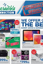 Find Specials || Incredible Connection Specials Catalogue
