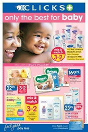 Find Specials || Clicks Baby Product Specials