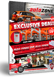 Find Specials || AutoZone National Catalogue Specials