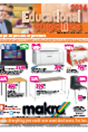 Find Specials || Makro Educational Supply specials