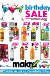 Find Specials || Makro Liquor Sale