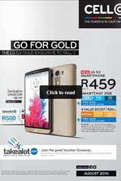 Find Specials || Cell C Deals Booklet