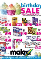Find Specials || Makro Food Specials Catalogue - Port Elizabeth