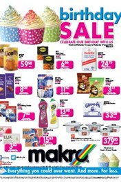 Find Specials || Makro Food Specials Catalogue - Bloemfontein