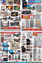 Find Specials || Great weekly specials at Electric Express!