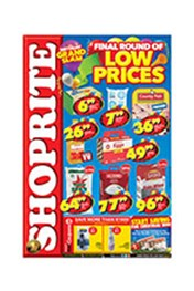 Find Specials || Shoprite Final Round of Low Prices - Eastern Cape