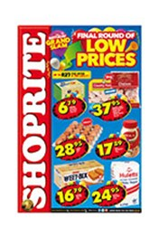 Find Specials || Shoprite Final Round of Low Prices - Western Cape