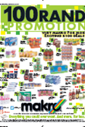 Find Specials || Makro 100 Rand Promotions
