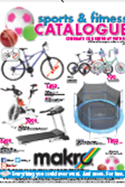 Find Specials || Makro Sports & Fitness Catalogue Specials