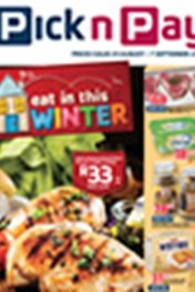 Find Specials || Pick n Pay Eat in this Winter Specials