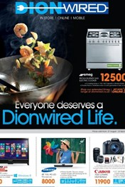 Find Specials || DionWired Latest Specials