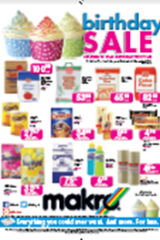 Find Specials || Makro Gauteng Food Catalogue