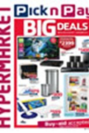 Find Specials || Pick n Pay Big Deals