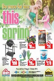 Find Specials || Builders Warehouse spring specials
