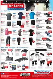 Find Specials || Sportsmans Warehouse September Specials