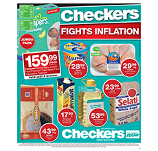 Checkers Catalogue Specials Northern Cape Sep 22 2014 8 00am Oct 5 2014 Find Specials