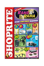 Find Specials || Shoprite Rand A Rama Promotion - Gauteng